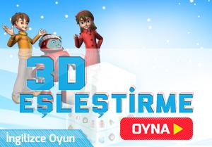 3D Eşleştirme
