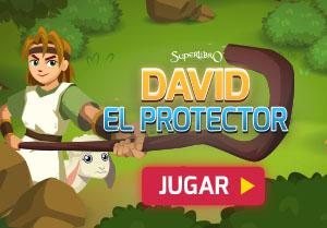 David, el Protector