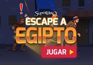 Escape a Egipto