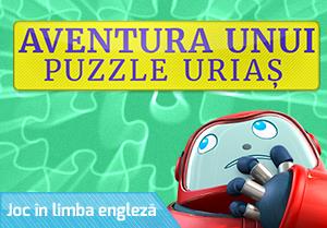 Aventura Unui Puzzle Uriaș