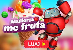 Akullorja me fruta