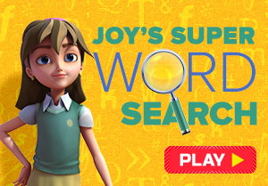 Joy's Super Word Search