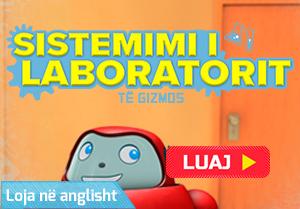 Sistemimi i Laboratorit të Gizmos