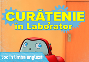 Curățenie în Laborator