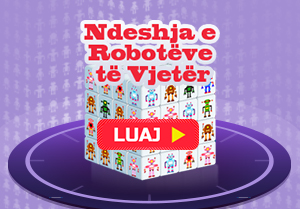 Loja e Robotëve nga e Kaluara