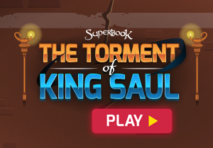 The Torment of King Saul