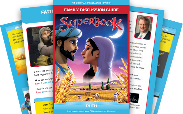 Ruth - Family Discussion Guide