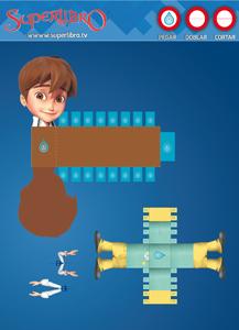 Luis - Paper Toy