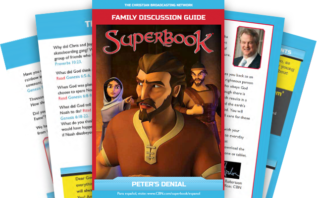 Peters Denial - Family Discussion Guide