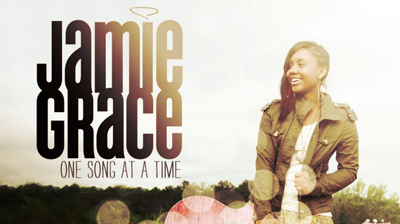 Jamie Grace Interview and Song