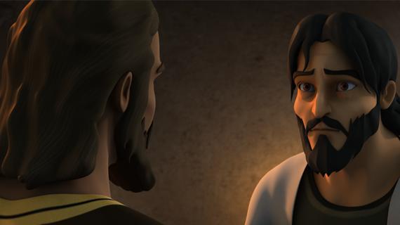 Neemia îl confruntă pe Șemaia