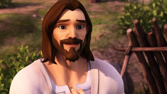 Иисус прощает Петра