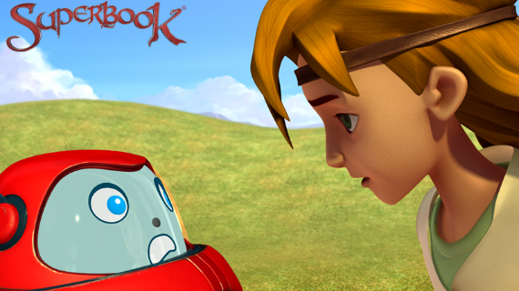 Watch Superbook Full Episodes for Free