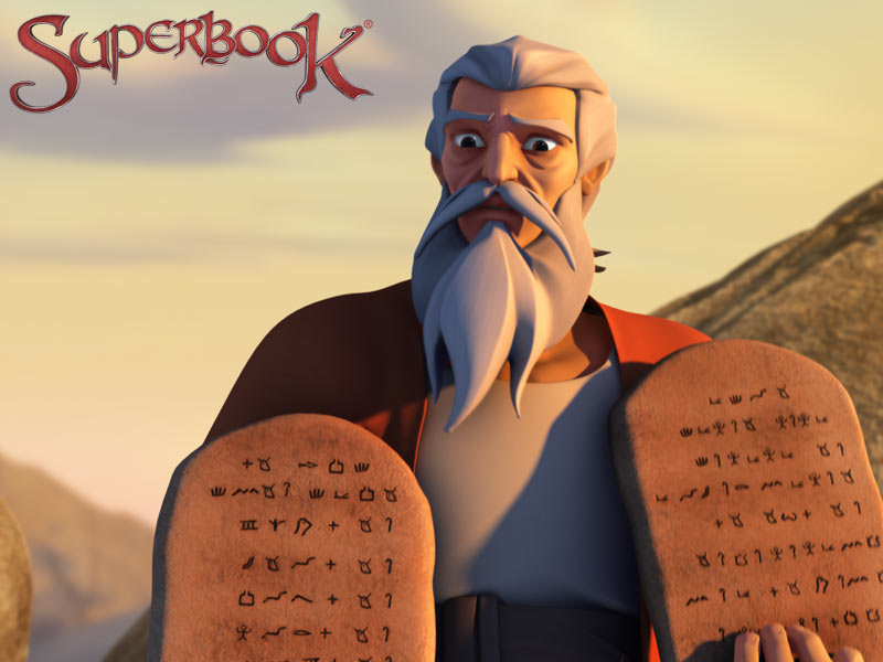 Superbook Episode Guide