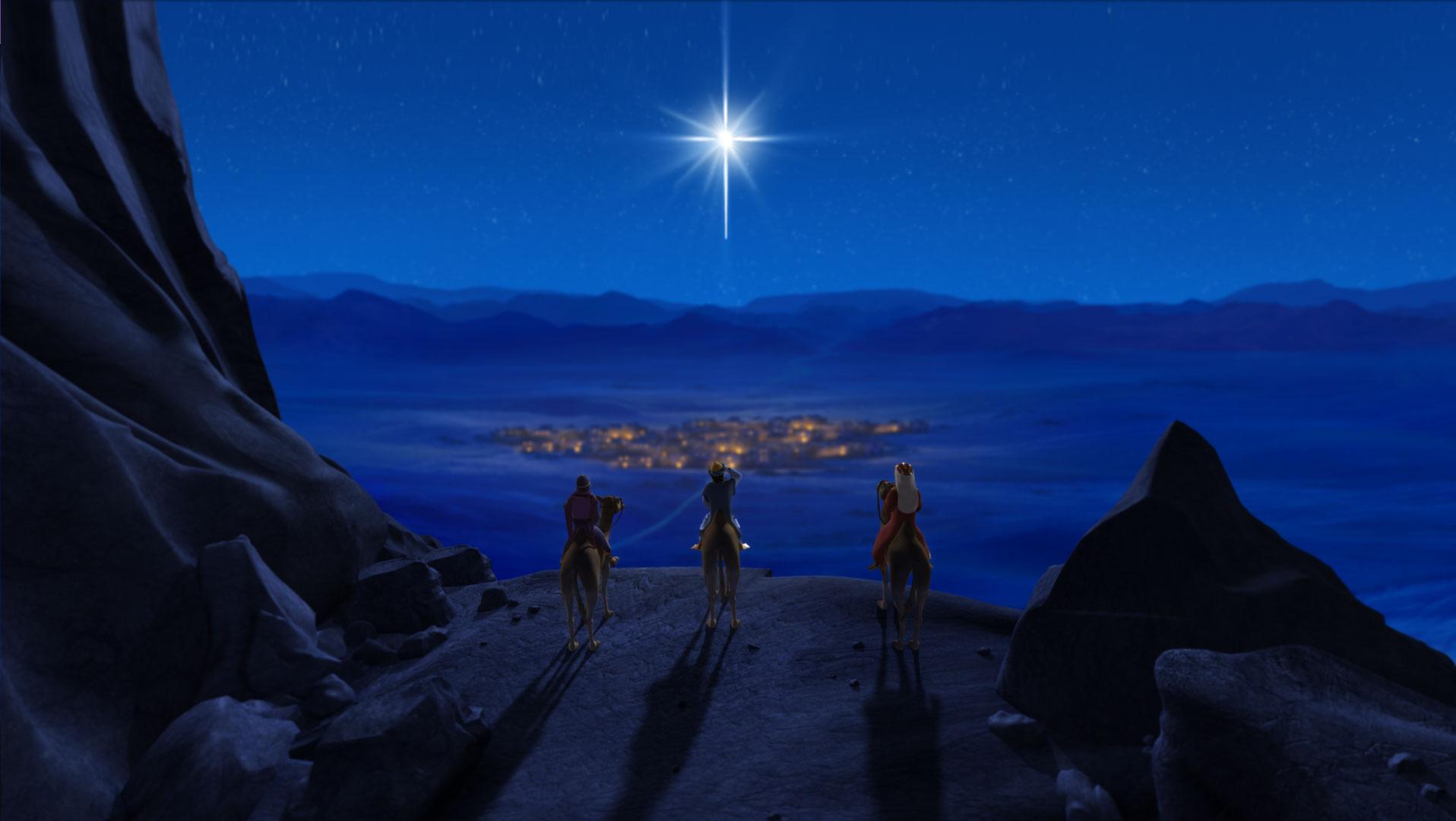 <h2>La primera Navidad</h2>