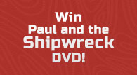 Paul and the Shipwreck DVD