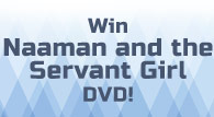 Naaman and the Servant Girl DVD