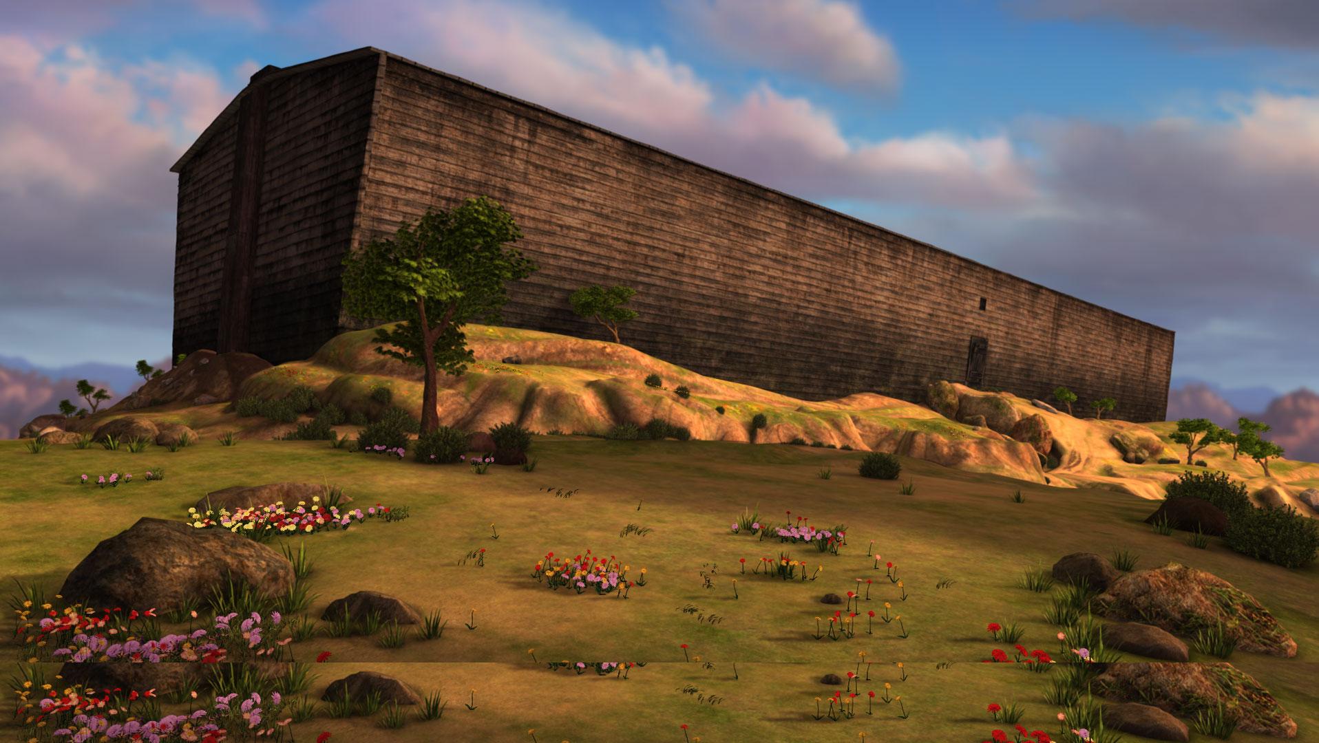 <h2>Noe și arca</h2>