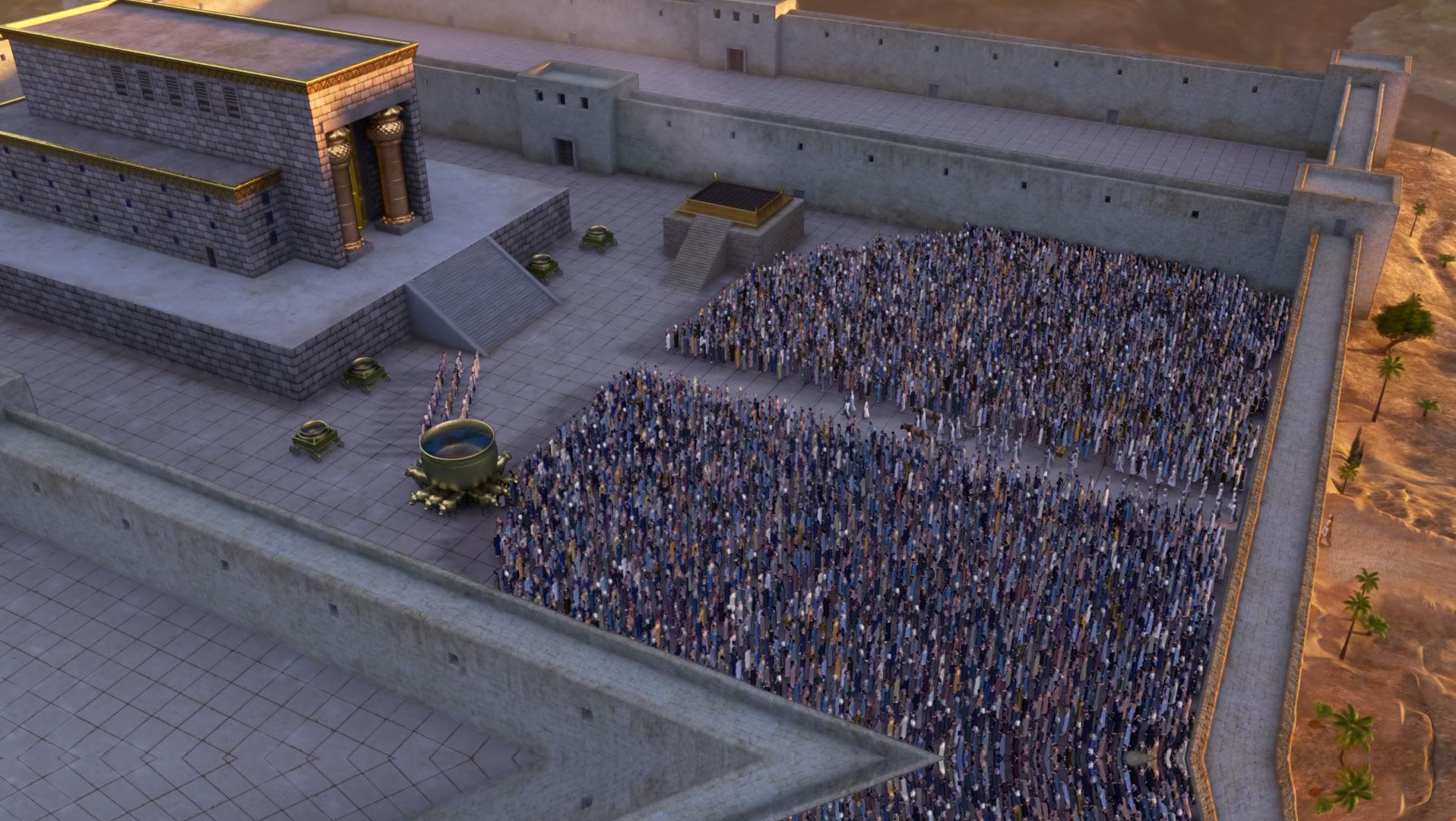 <h2>Solomon's Temple</h2>