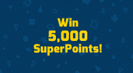 5,000 Superpoints