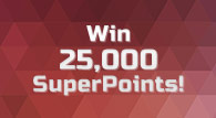 25,000 SuperPoints