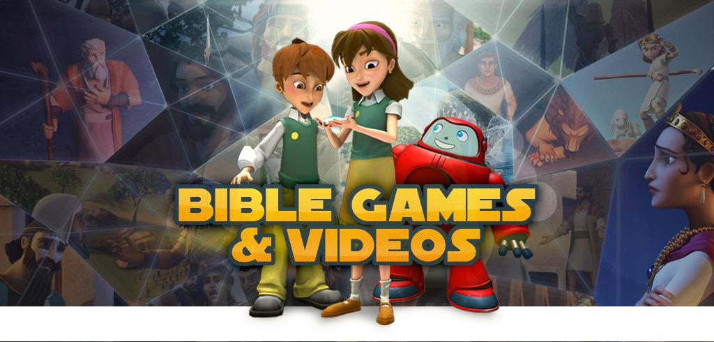 Permainan Alkitab & Video