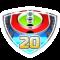 3-точкова стрелба: Сподели играта 20 пъти