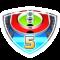 3-точкова стрелба: Сподели играта 5 пъти