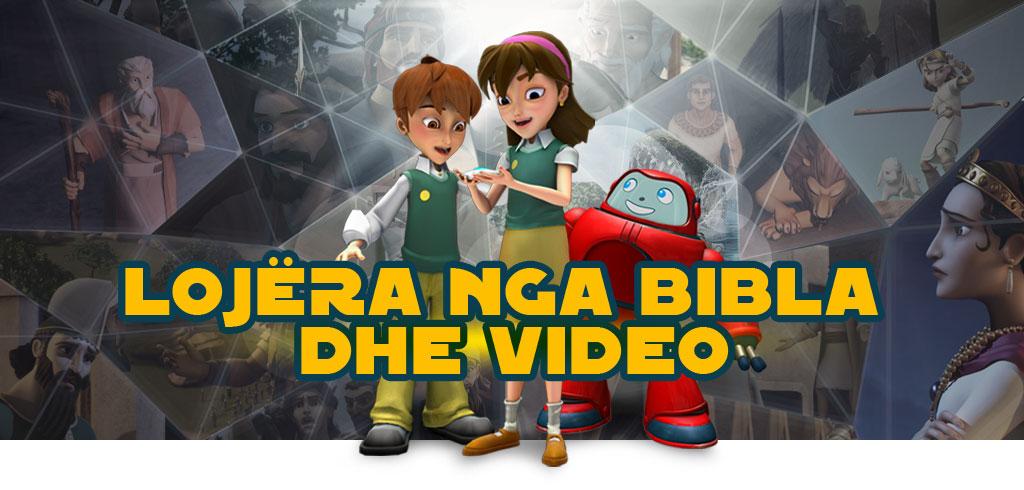 Lojëra nga Bibla dhe Video