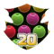 Amazing Fruit Tree: Share Game 20 Times