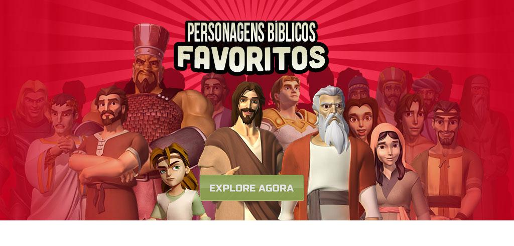 Personagens bíblicos favoritos