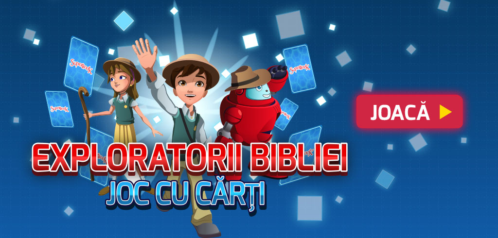 Exploratorii Bibliei
