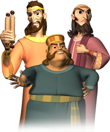 The Advisers to King Darius