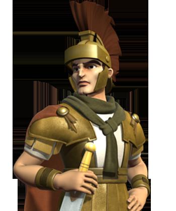 Romalı Yüzbaşı