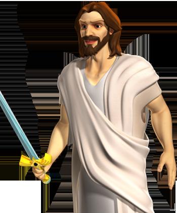 رئيس جند الرب