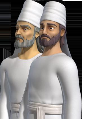 Hophni and Phinehas