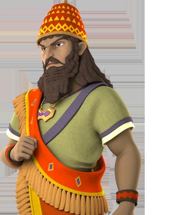 Syrian King