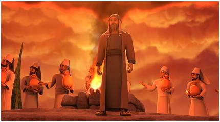 Samuel și chemarea lui Dumnezeu