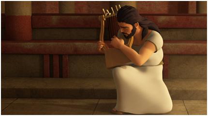 David and Saul