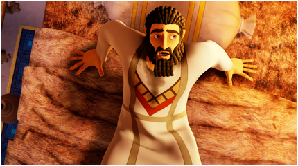 Daniel și visul împăratului Nebucadnețar