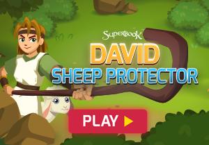 Daud, Pelindung Domba