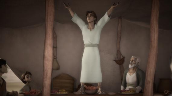 يوسف وحلم فرعون