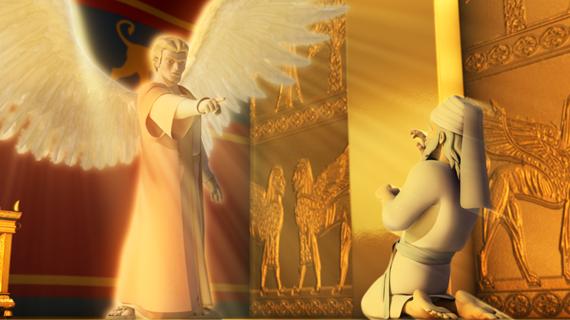 Gabriel Visits Zechariah