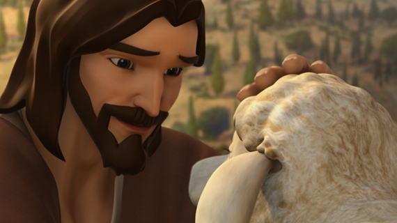 Lost Sheep Parable