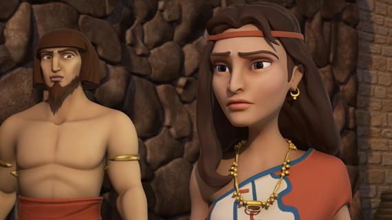 Meet Rahab