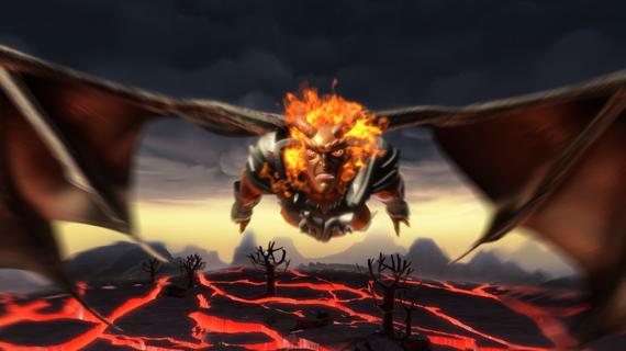 Satanás empieza su reinado