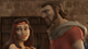 Rahab and Family Saved